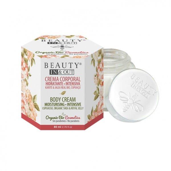 INOUT002 Crema Corporal Hidratante Intensiva Beauty In&Out